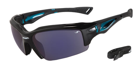 Sports sunglasses for Women and Men - polarized lenses