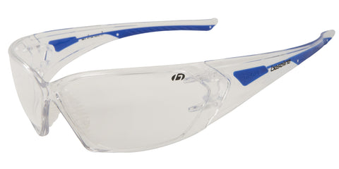 Ultra light weight glasses with Dielectric frames improve performance and comfort