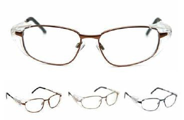 _Prescription Safety Glasses - Exposed Lenses | FCS02 Metal