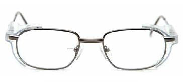FCT02 Metal Frame Gun Metal - Exposed Lenses