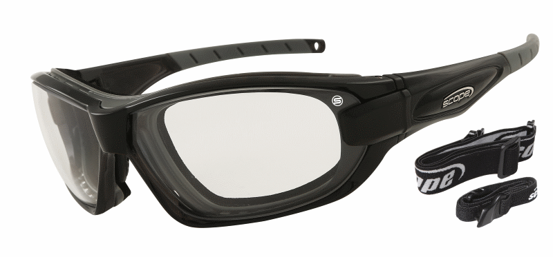Safety Prescription Sunglasses - With optional Rx Adapter & Positive Seal | Genisys Plus