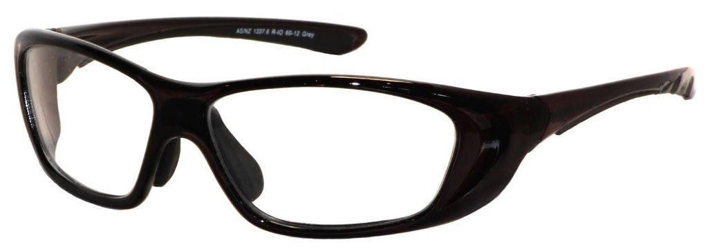 Prescription Safety Glasses - Exposed Lenses | IOAC Bondi 602