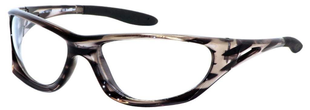 Prescription Safety Glasses - Exposed Lenses | IOAC Panther 603