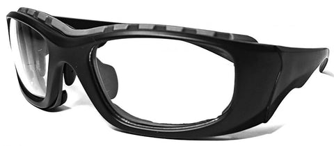 Prescription Safety Glasses - Exposed Lenses | IOAC Viper 607