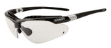 Rx sport glasses with optional Rx adapter.