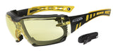 Safety Eye Wear - Optional Rx Adapter & Positive Seal | Speed Pro