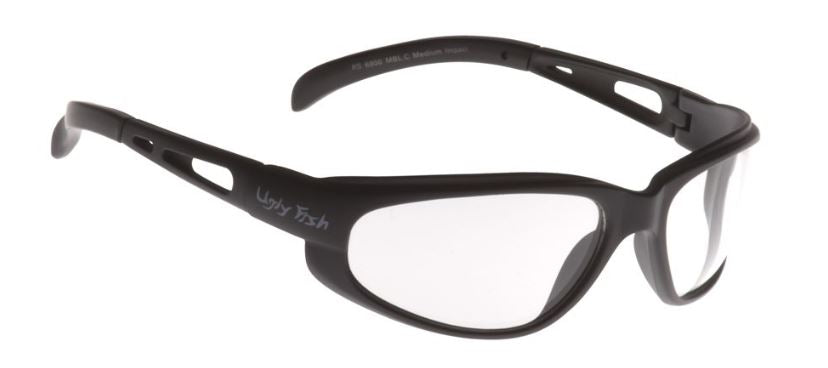 Prescription Safety Glasses - Exposed Lenses | Ugly Fish Crusher 6900