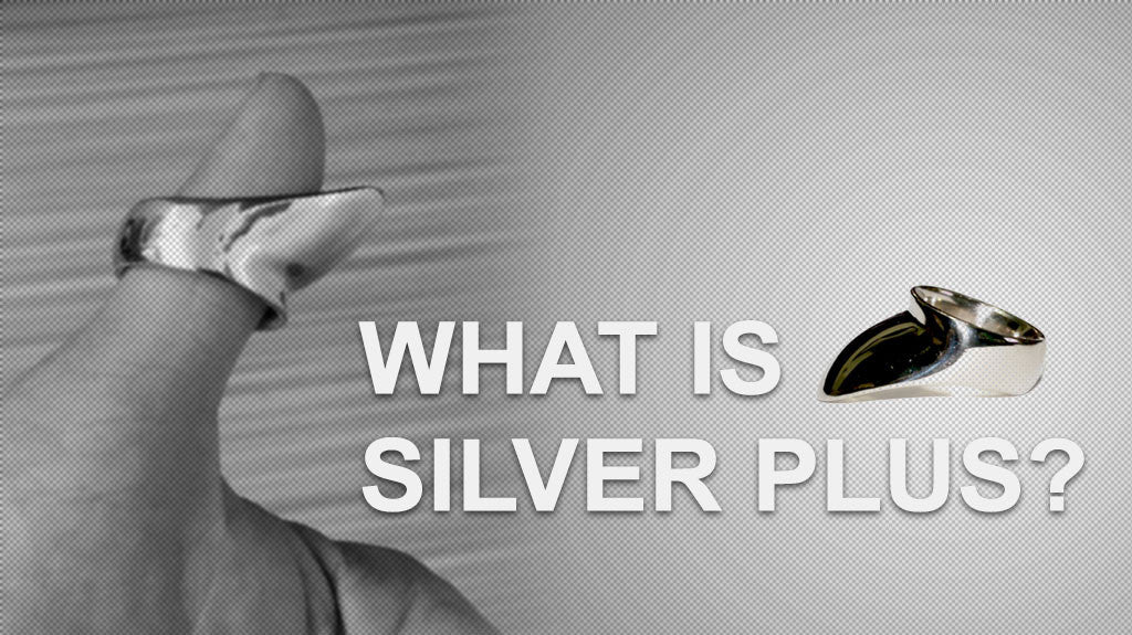 Silver Plus, A Shiny Silver Ring