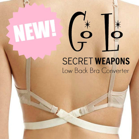 58591b0883 Go low with the new Low Back Bra Converter! – SECRET WEAPONS AUSTRALIA