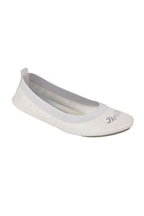 Wedding Bridal Fold Up Ballet Flats Shoes