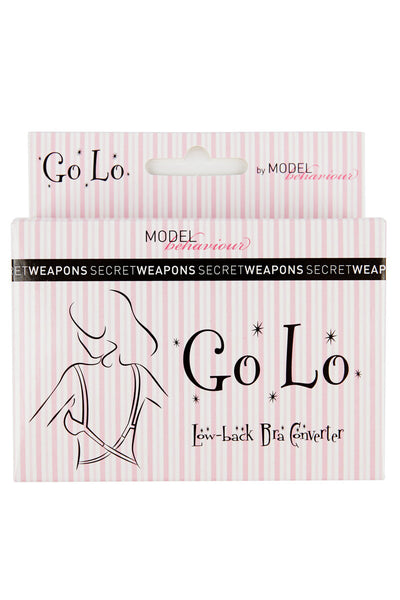 GO-LO Low Back Bra Converter