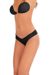G String Thong for women in black colour