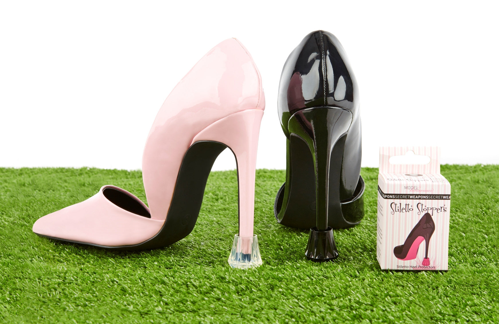 fd15b10fab5 High Heel Protectors - prevent stiletto shoes sinking in the grass ...