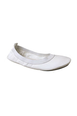 White Foldable Portable Travel Shoes