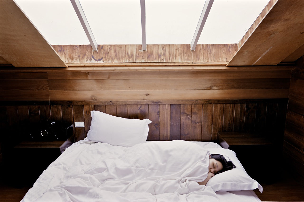 5 Easy Tips to Promote Restful Sleep
