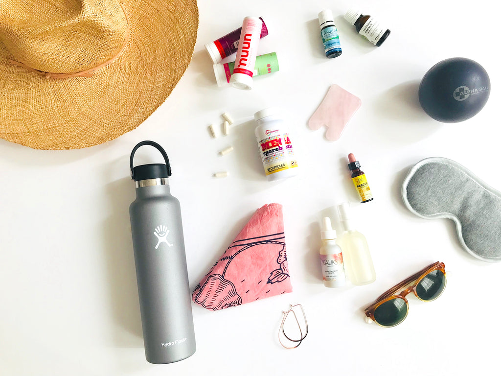 Self-care Travel Essentials for Every Trip