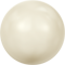 Swarovski Crystal Pearls (Round) Crystal Cream Pearl 5810 3 MM
