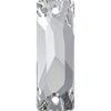 Swarovski Sew On Stones (Cosmic Baguette) Crystal Foiled 3255 26 X 8.5 MM