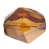 Swarovski Crystal Bead (Cosmic) Crystal Copper 5523 16 MM