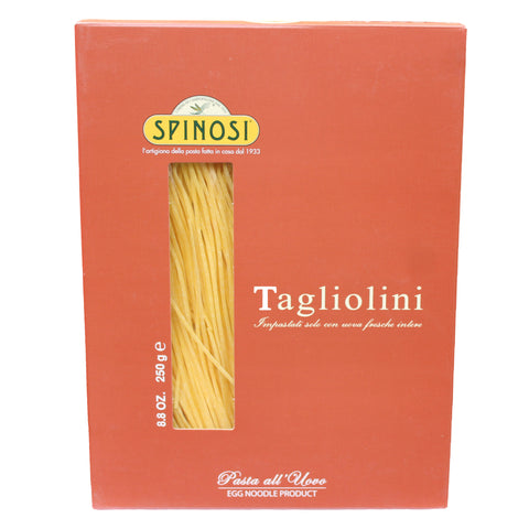 Spinosi Tagliolini with Egg