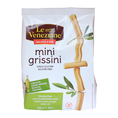 Grissini Gluten Free Bread Sticks