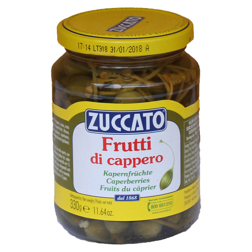Zuccato Caperberries