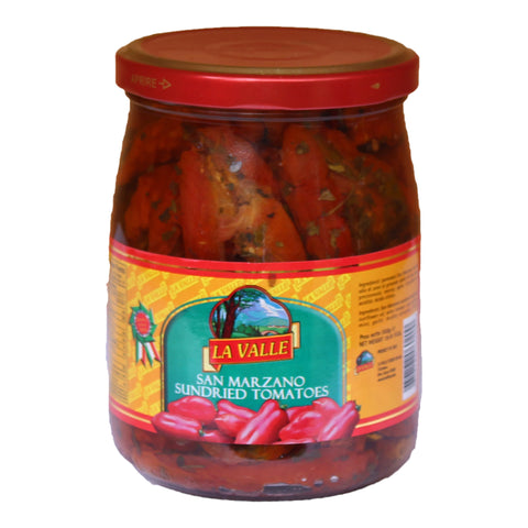 La Valle Sun Dried Tomatoes