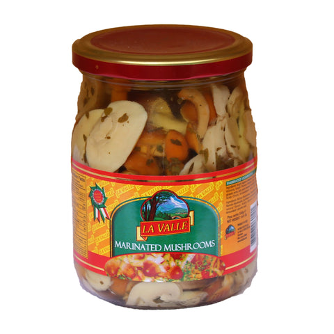 La Valle Italian Marinated Mushrooms