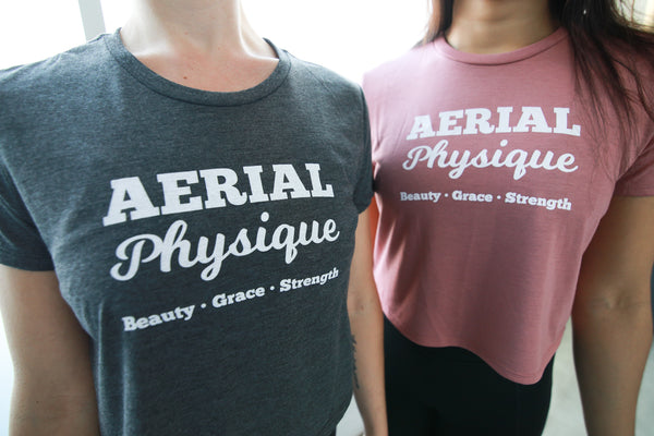 NEW! Aerial Physique Crop Top