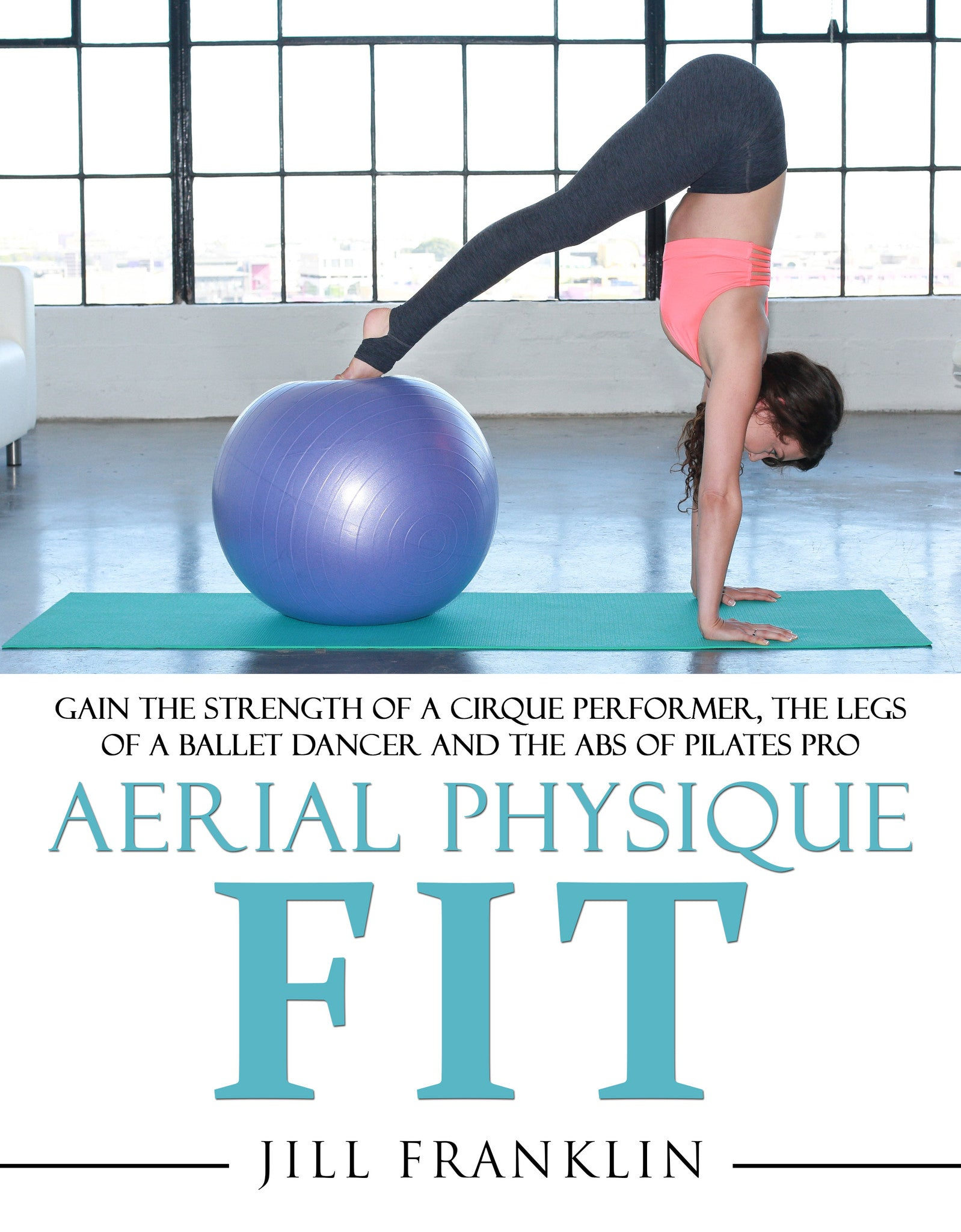 Aerial Physique FIT - Paperback