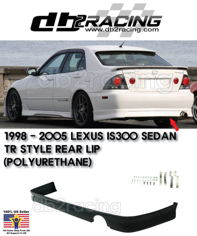 Urethane 16-17 Civic 4dr MD Style Front Bumper Lip Splitters