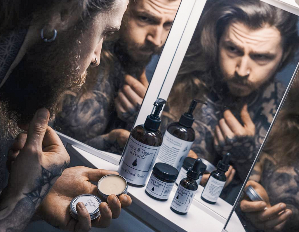 Beard Grooming Bundle