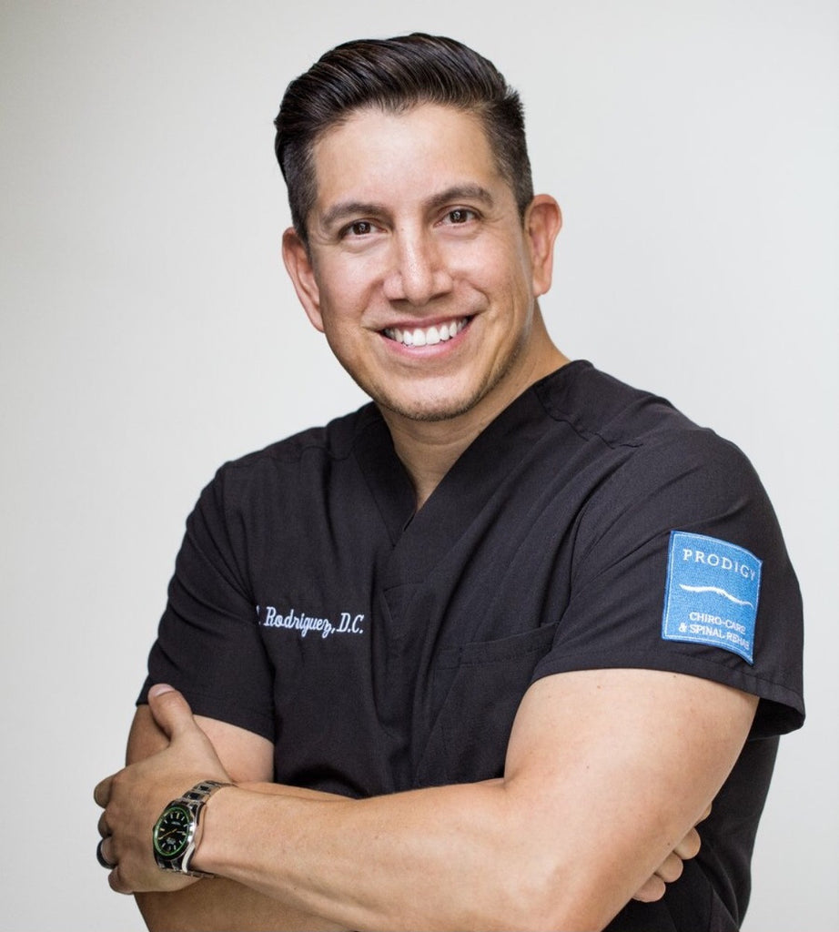 Interview with Dr. Carlos Rodriguez of Prodigy Chiro Care