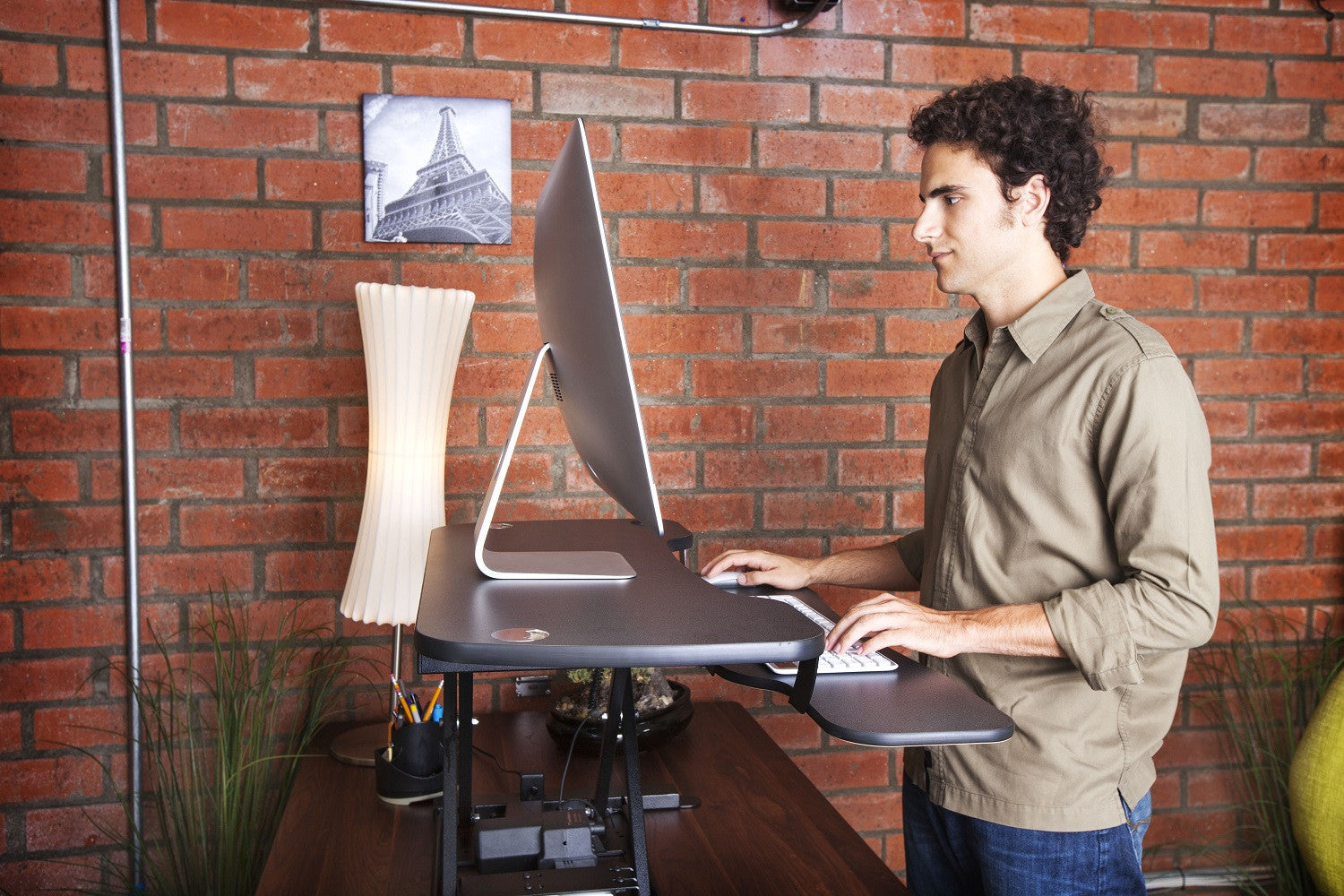 Why Tech Companies are Using Standing Desks