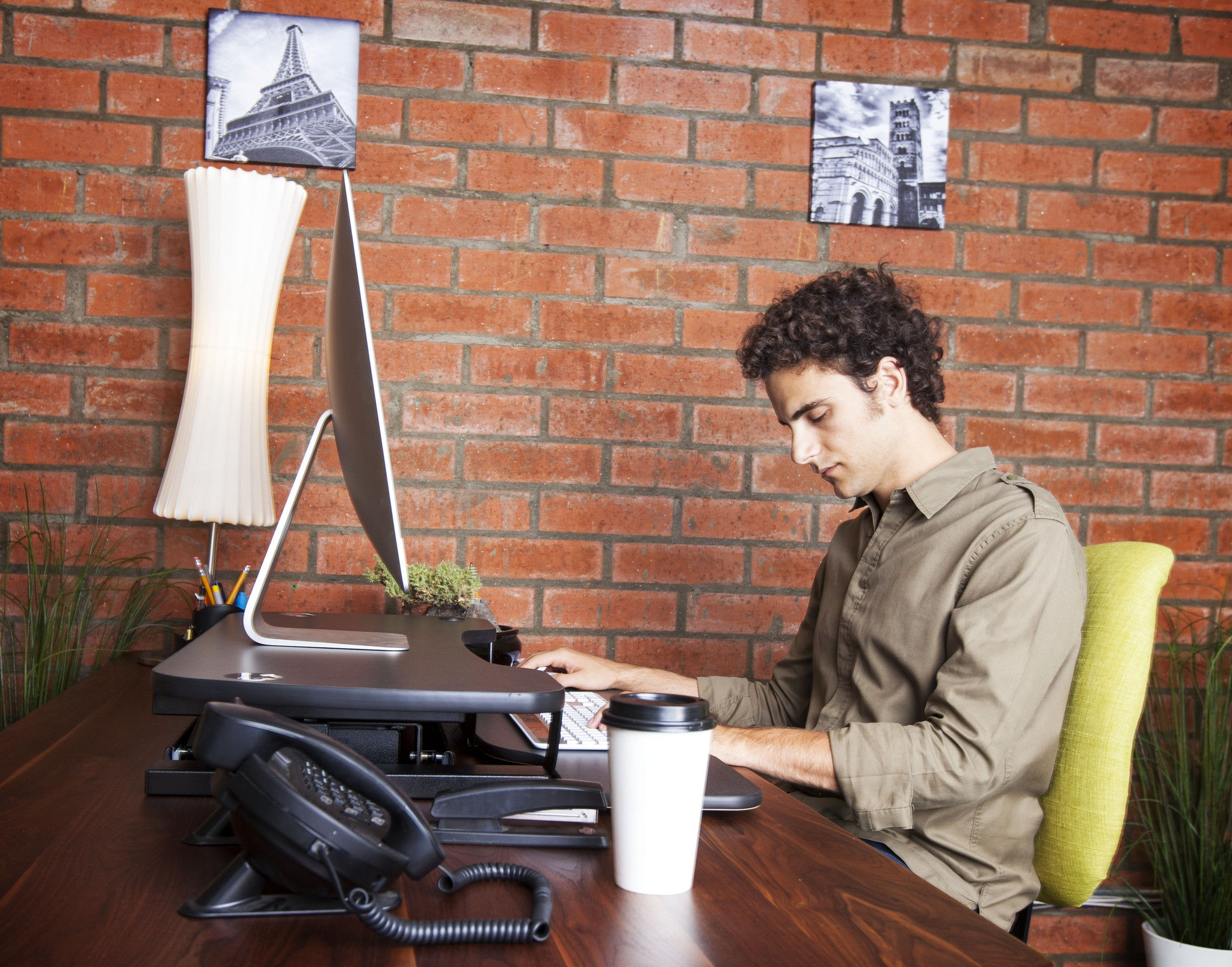 Standing Desk Benefits for Improving a Tired Workforce