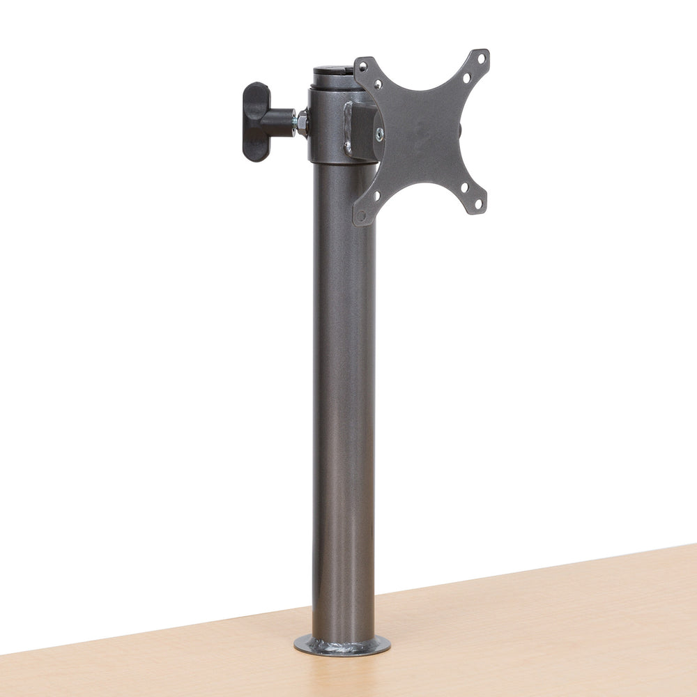 Single LCD Monitor Arm - Standing Desk Converter - 1