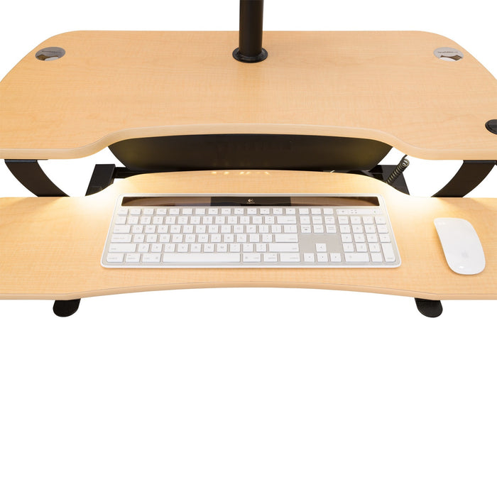 LED Strip - Standing Desk Converter - 7