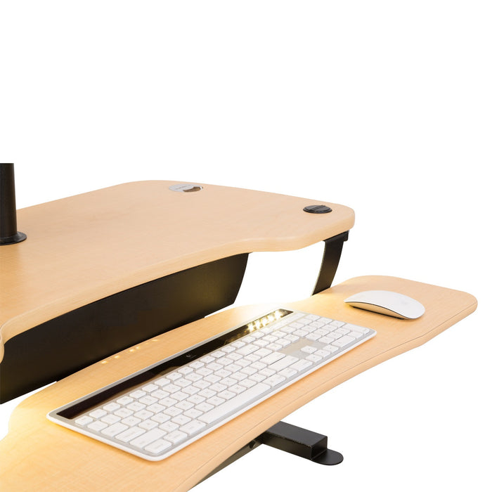 LED Strip - Standing Desk Converter - 8