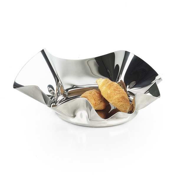 Medium Serving bowl in stainless steel 18/10 grade- 11.5 inch