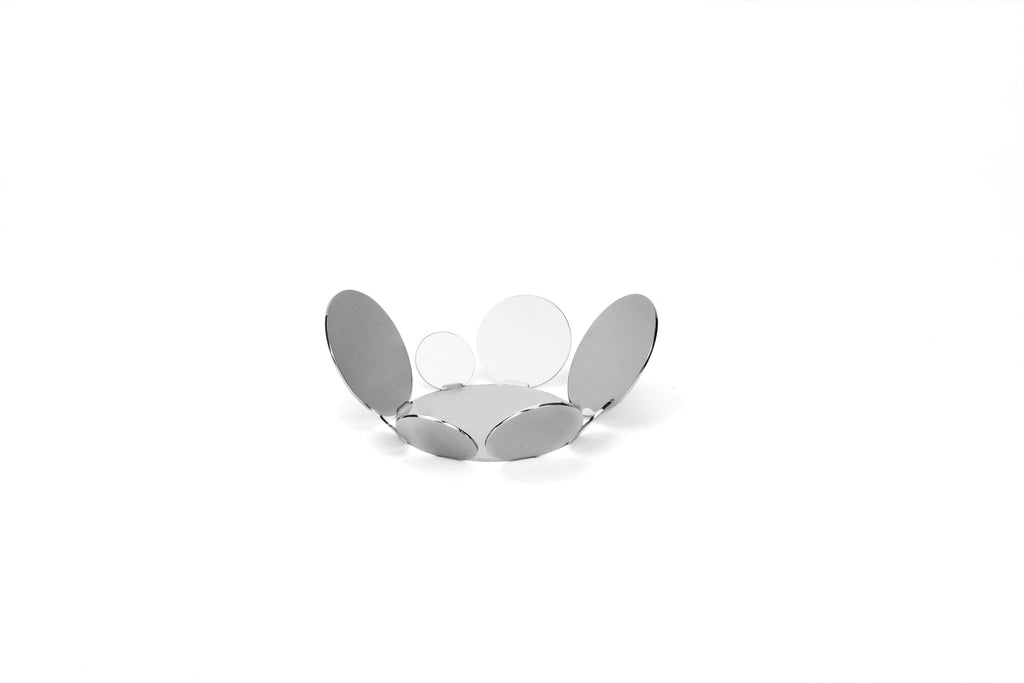 5 inch fruit bowl in stainless steel grade 18/10 by Elleffe Design
