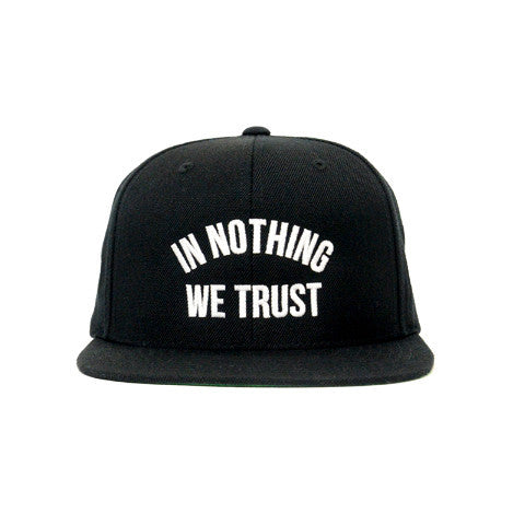 In Nothing We Trust Snapback