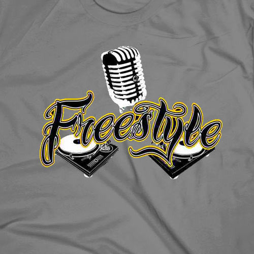 Freestyle Charcoal T-shirt