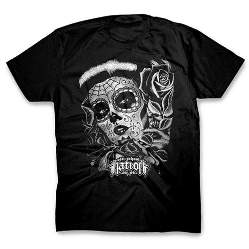 Tattoo Face Unisex T-shirt