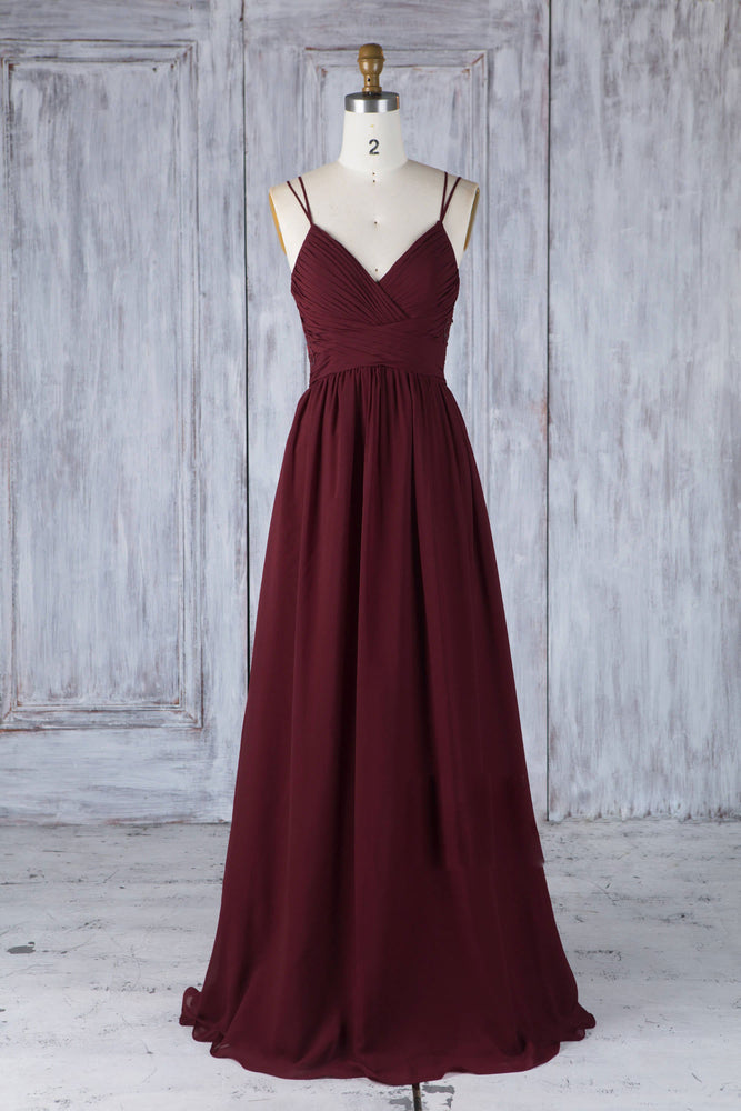 Burgundy tulle lace long prom dress burgundy lace evening dress