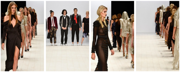 Zhivago - Runway - Mercedes-Benz Fashion Week Australia 2016