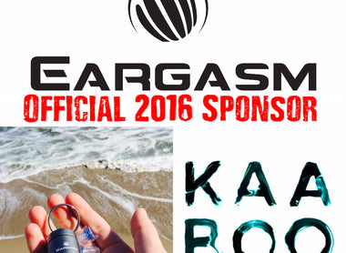 Official Earplug of KAABOO Del Mar 2016!