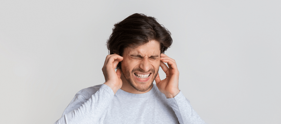 ear pain and fatigue