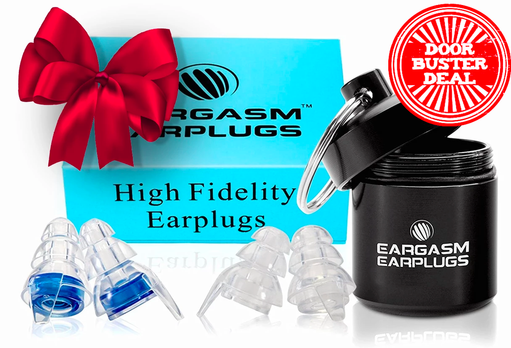 Eargasm High Fidelity Earplugs (Strict 1 Per Person Limit Doorbuster!)