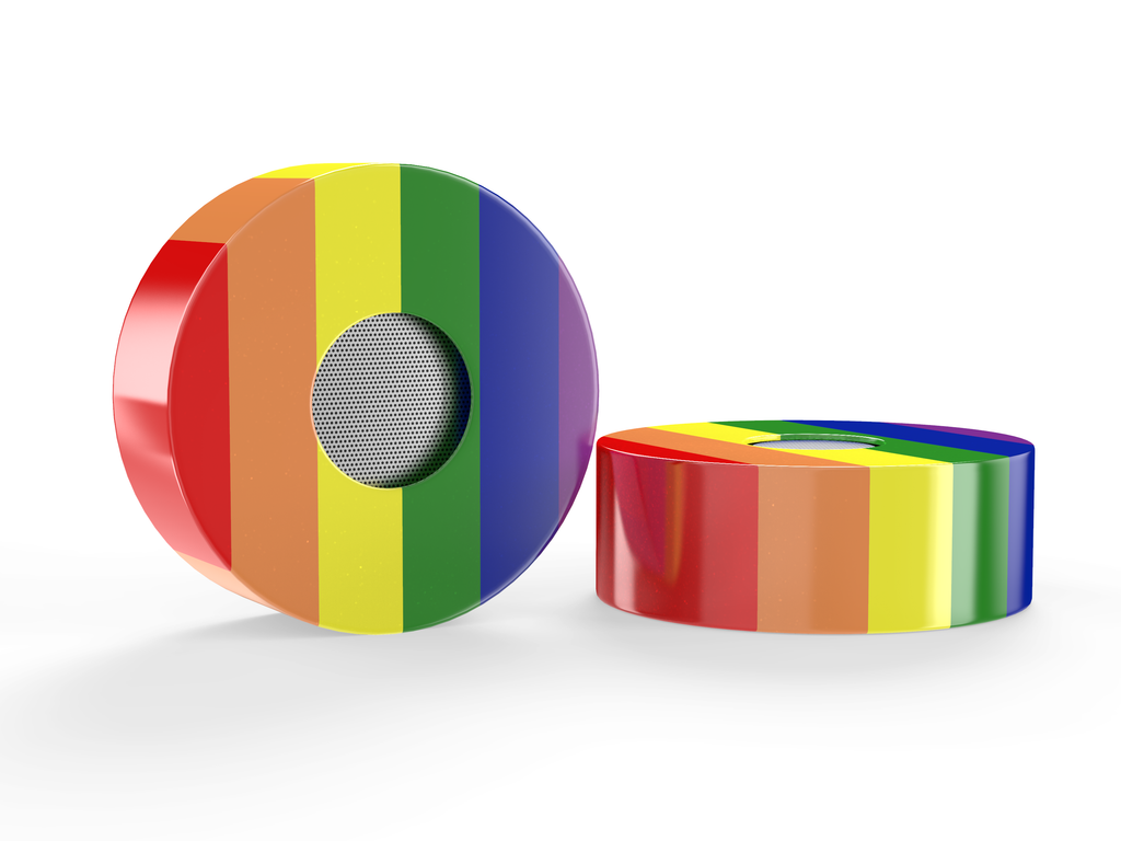 Pride Edition Filters for High Fidelity Earplugs