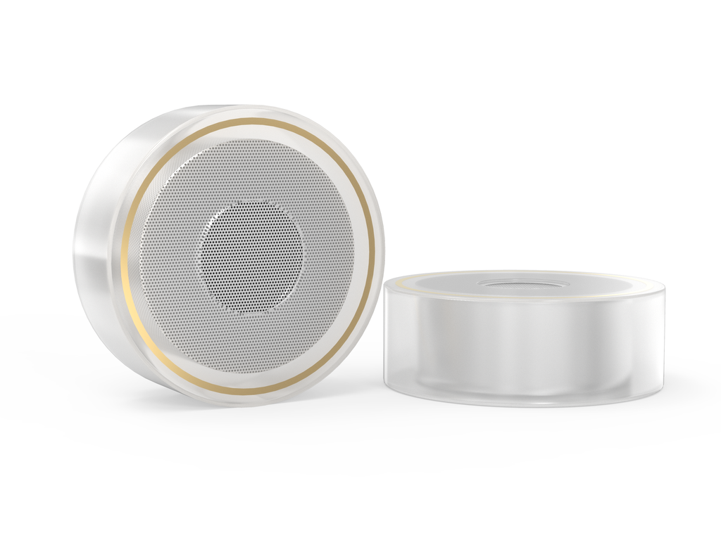Transparent Edition Filters for High Fidelity Earplugs